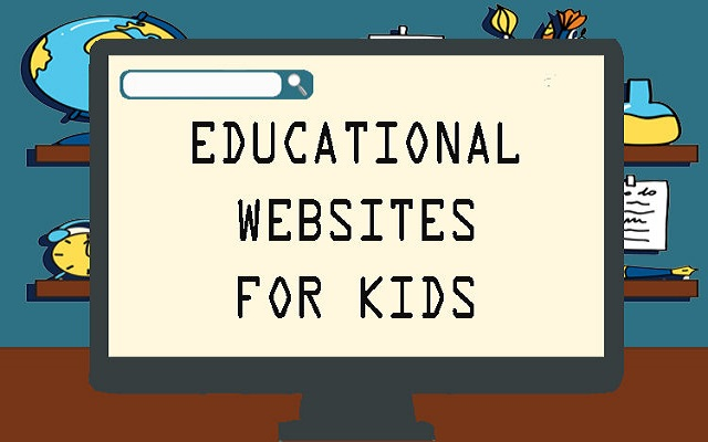 Top 5 Educational Sites For Kids with Fun and Activity