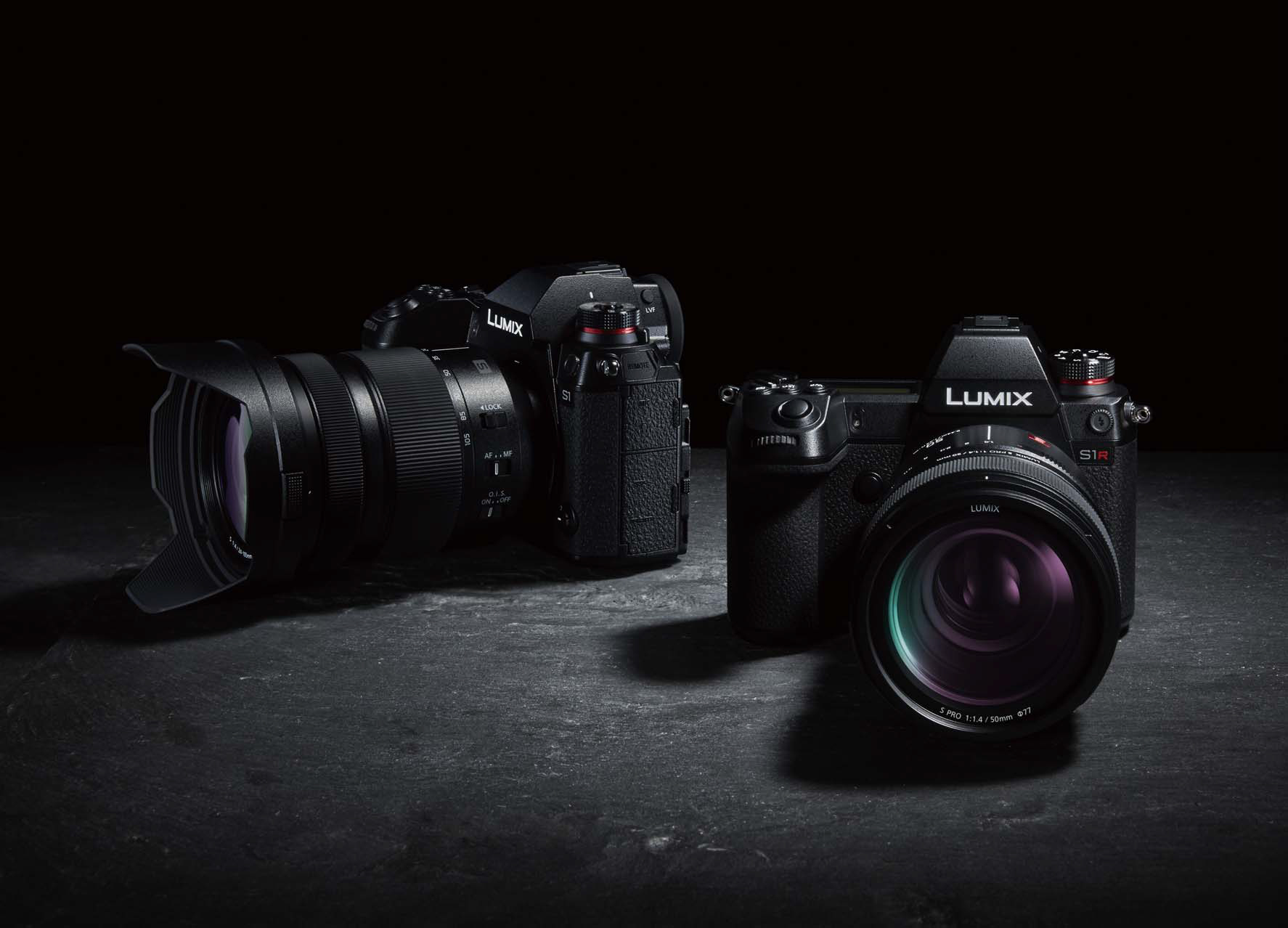 Panasonic unveils the LUMIX S Full-Frame Mirrorless Cameras in Pakistan