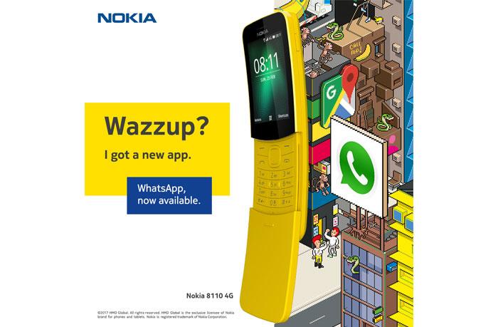 Nokia 8110 WhatsApp Store Pakistan