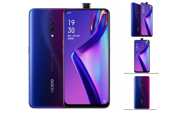 OPPO K3 Debuts With A 16MP Elevating Selfie Camera