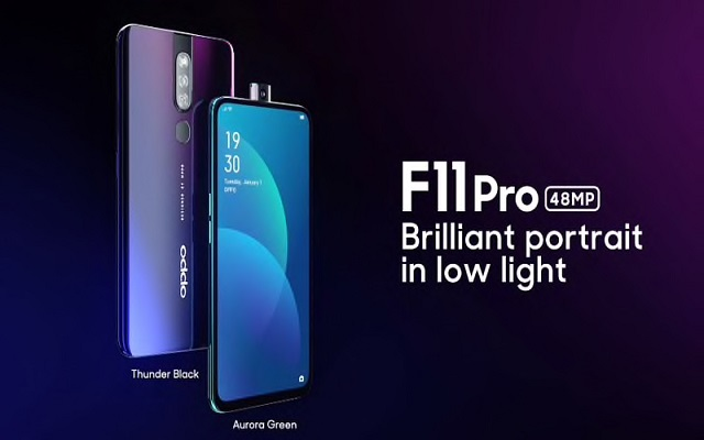 OPPO F11 Pro Gets Another Eye-Catching Color- Waterfall Grey
