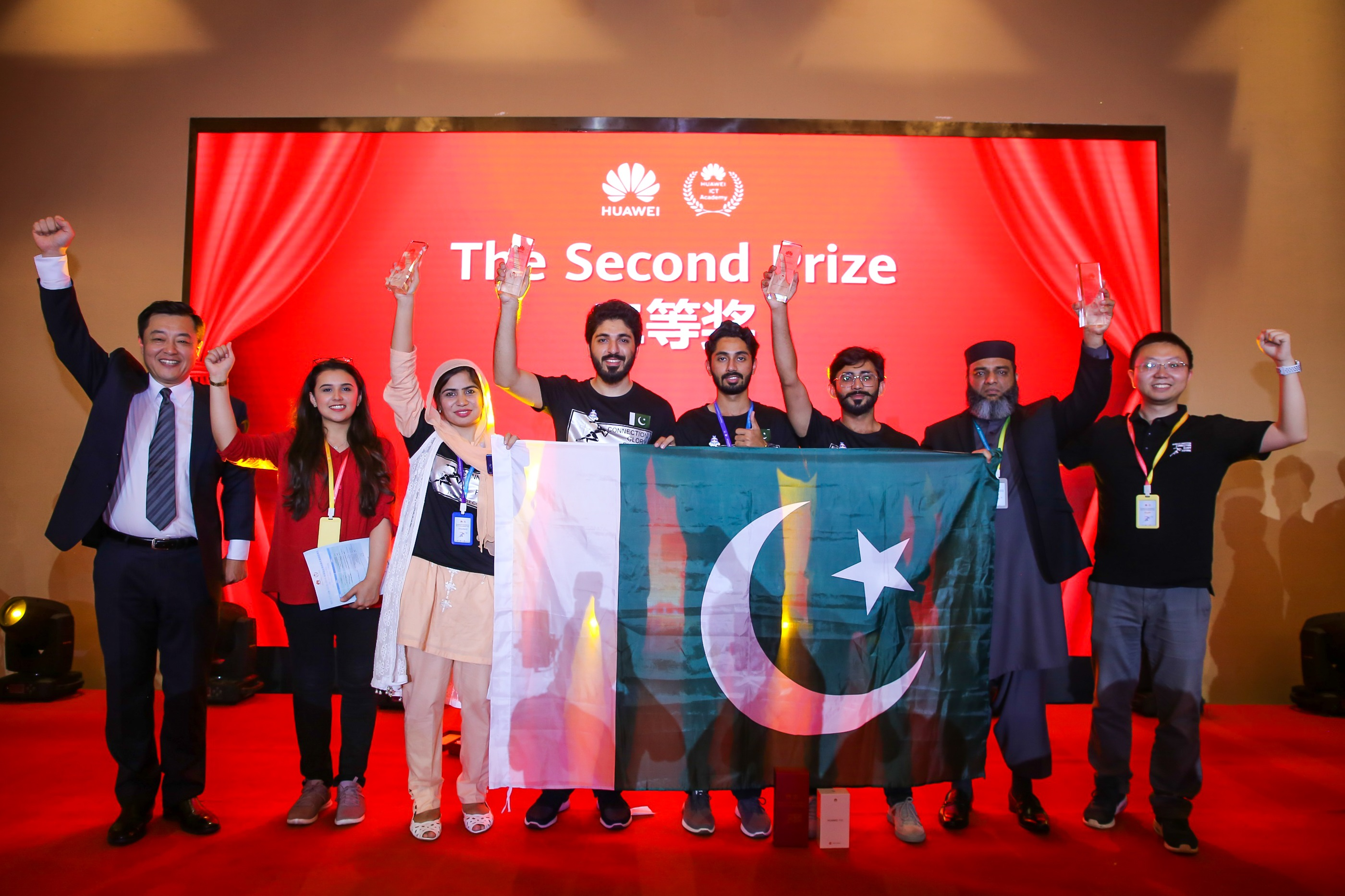 Huawei ICT Competition 2018-2019