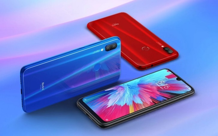 Redmi Note 7S Launches