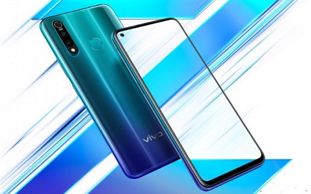 Vivo Z5x Officially Launched