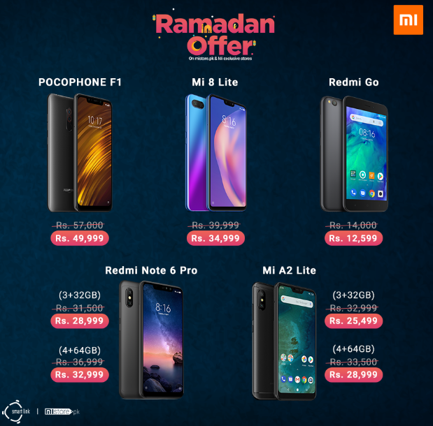 Mi Pakistan still going strong with its special Ramadan Offer