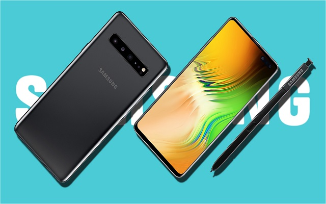 Note 10 Colors