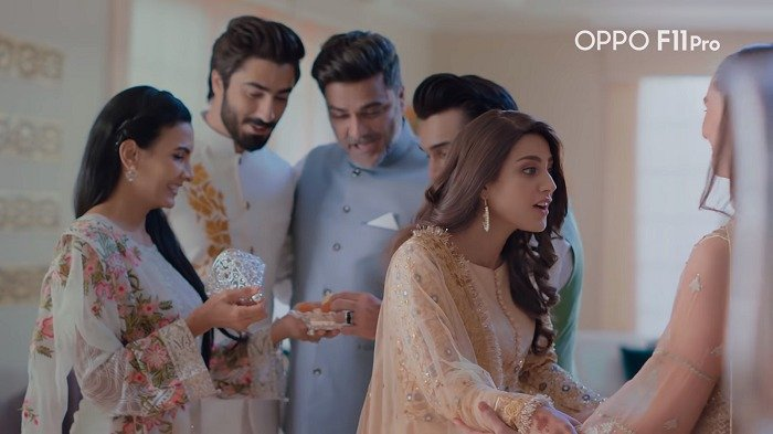 Oppo Capture Smiles F11 TVC Perfectly Revives Pakistani Culture