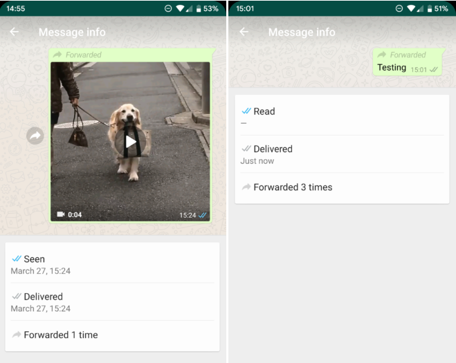 WhatsApp Beta Rolls Out Consecutive Voice Msgs Playback & Message