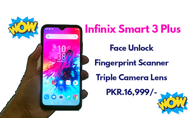 Infinix Smart 3 Plus Review