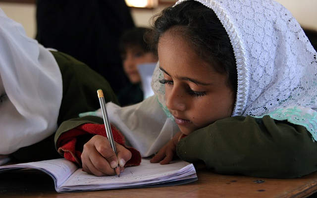 Girls' education In Pakistan