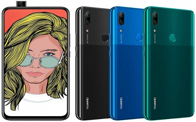 Huawei P Smart Z Debuts With A 16MP Pop-Up Selfie Camera