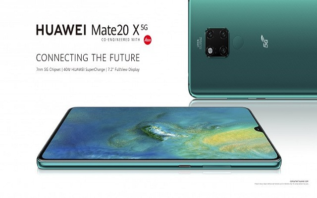 Huawei Mate X 5G is now Official