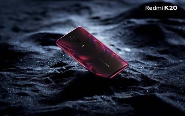 Alleged Flame Red Redmi K20 Render Surfaced Online