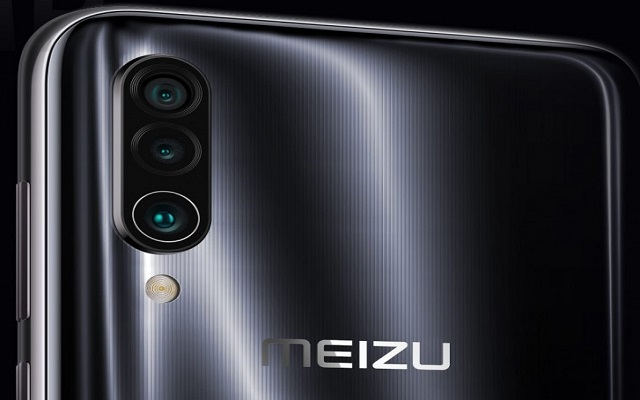Meizu 16Xs Goes Official With Triple Rear Camera Setup