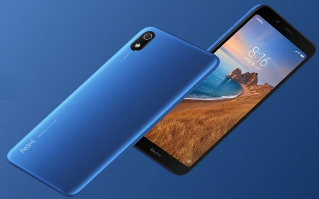 Redmi 7A Debuts With Snapdragon 439 & P2i Splash Resistance