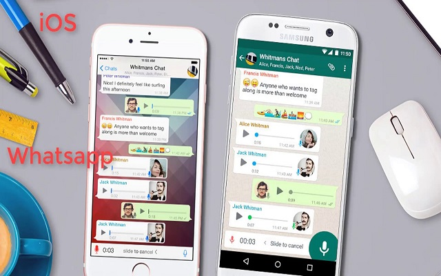 iOS Users will not be Able to Save WhatsApp Profile Photos