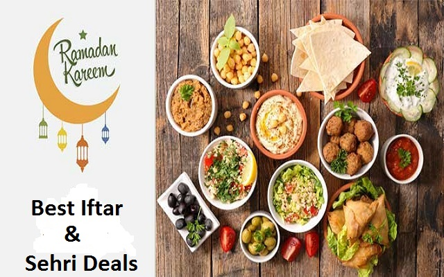 Best Aftar Deals 2019- Ramzan Offers In Lahore, Karachi & Islamabad