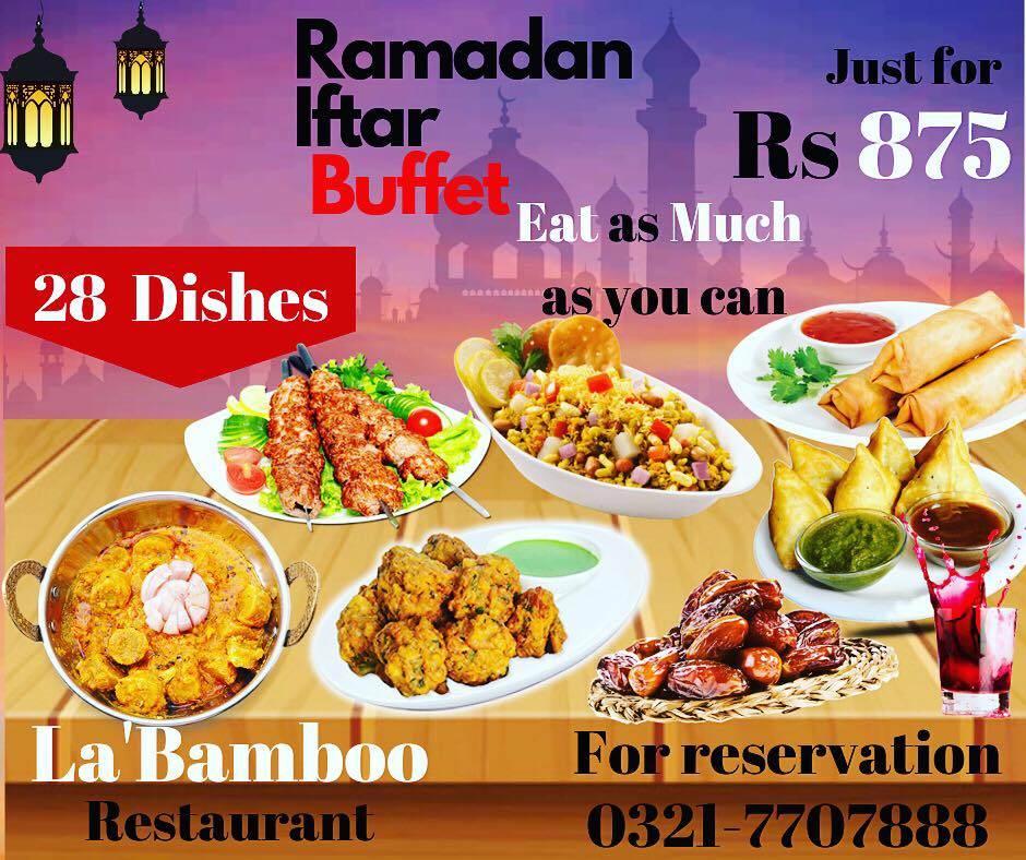 Not To Miss Ramazan Deals For Lahoris, Sehar O Iftar Deals You Crave For.