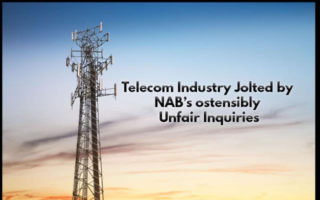 NAB Infuriates Telecom Industry