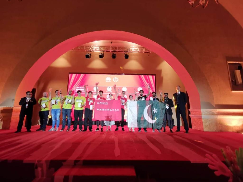 Pakistani students outshine in the Huawei ICT Competition 2018-2019 Global Finals