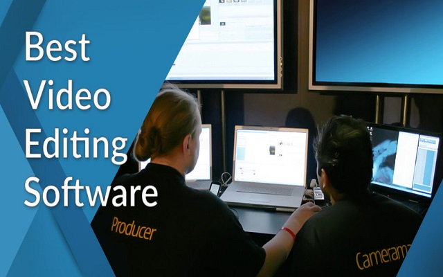 5 Best Video Editing Softwares In 2019