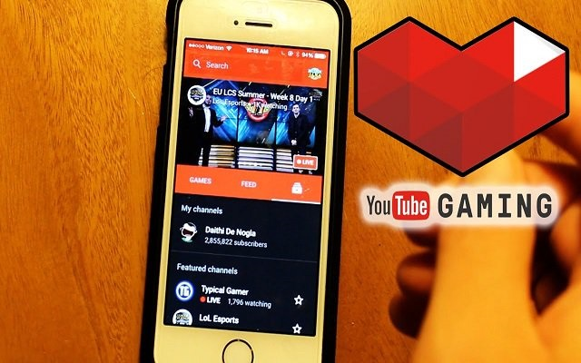 Google To Shutdown Youtube Gaming App On May 30
