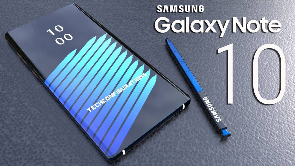No Buttons And No Headphone Jack- Updates On Samsung Note 10