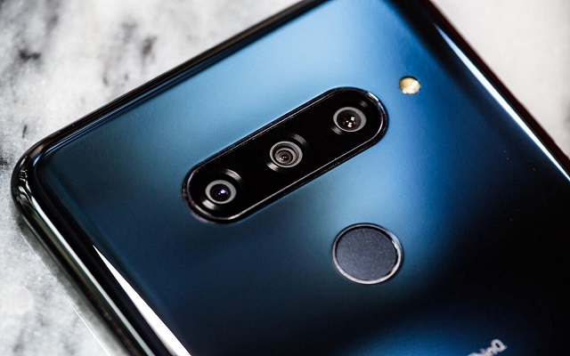 LG Patents A New Handset With Punch Hole Camera Design
