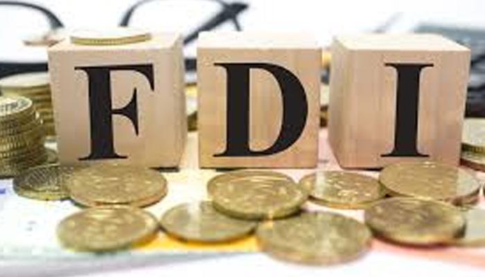 Pakistan's FDI