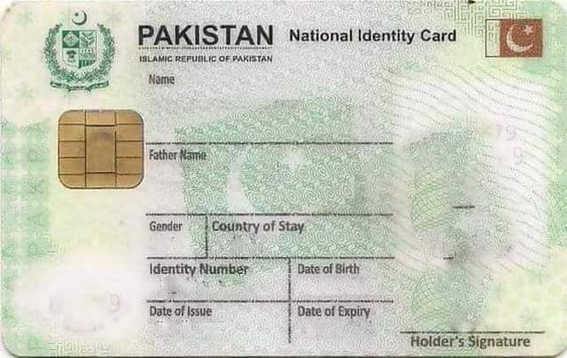 The hidden Story behind your 13 Digit CNIC number