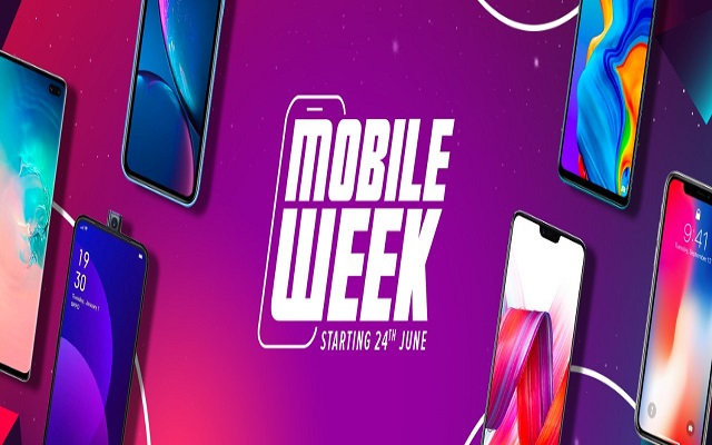 A Walk-through Daraz Mobile Week 2k19