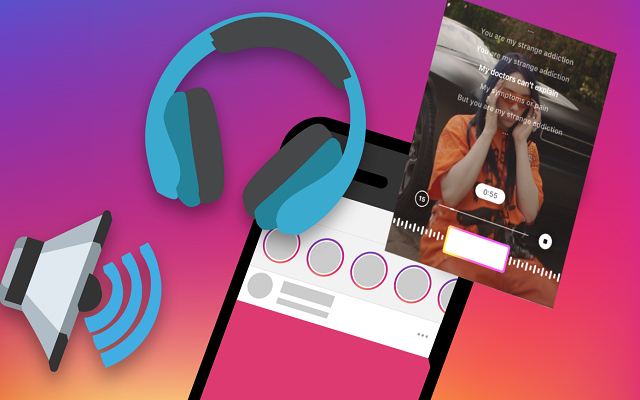 Here is How Lyrics Feature Works in Instagram Music Stories