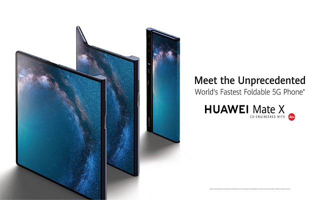 Huawei Mate X Launch Confirmed In September