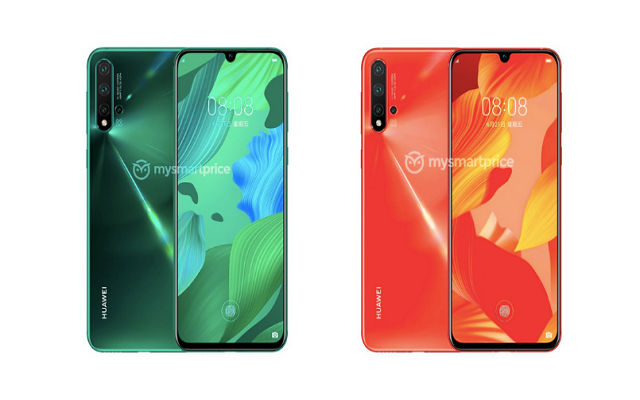 Huawei Nova 5 Pro Images Surfaced Online