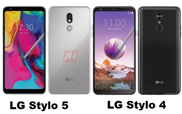 LG Stylo 5 Alleged Image