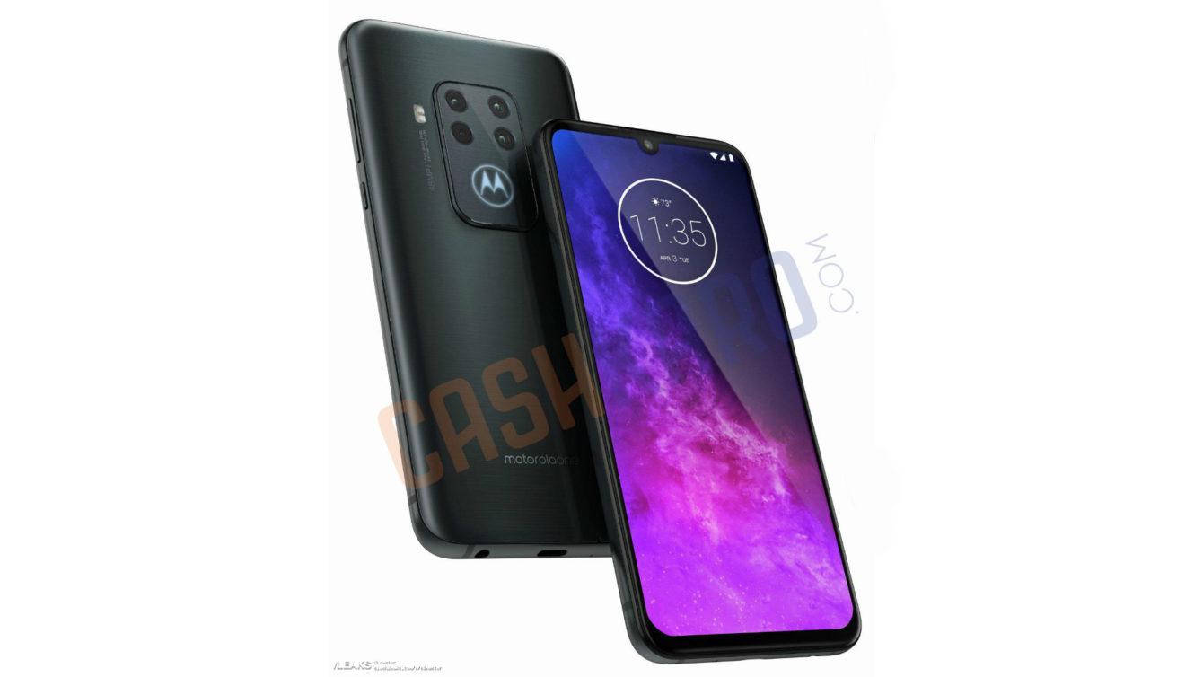 Motorola One Pro Images