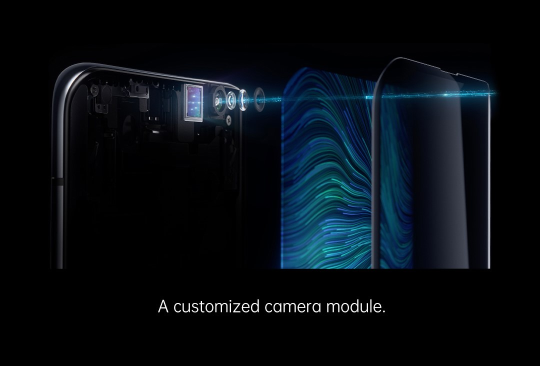 Camera Module Under-Display