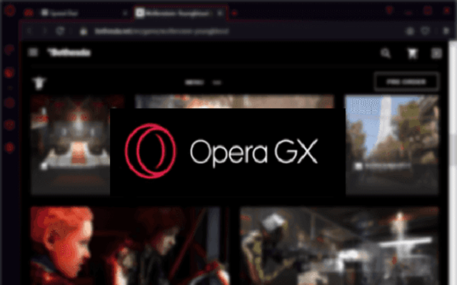 Opera Launched World's First Gaming Browser- Opera GX