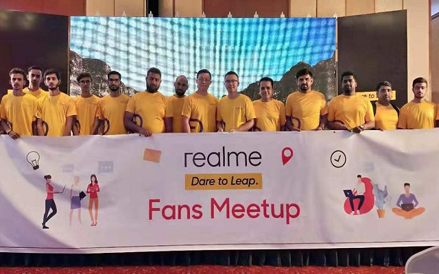 Realme announced New Variant Of Entry-level King Series C2 at first-ever Fan Meet in Karachi