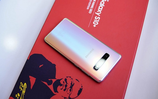 S10 Plus Park Hang Seo Limited Edition