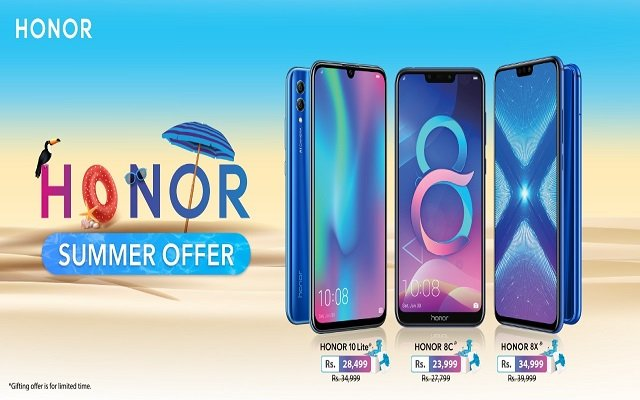 Summer HONOR K SATH: Announcing New Prices