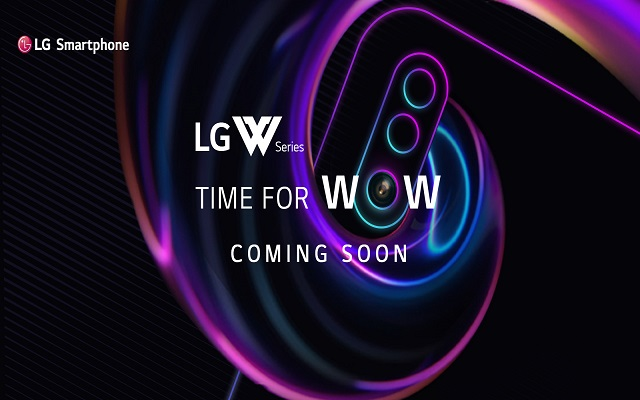Brace Yourselves For The Launch Of First LG W Series Smartphone