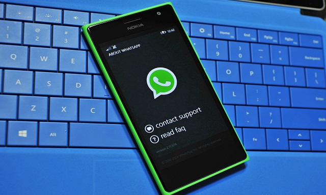 Wave Good Bye to WhatsApp for Windows Phone