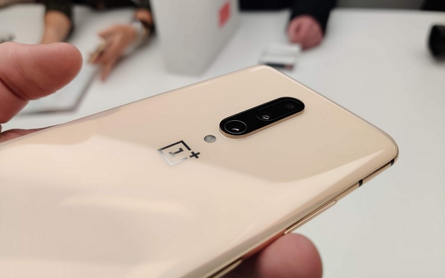 Almond OnePlus 7 Pro is Now Official