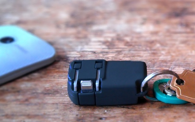 This is the World's Smallest Phone Charger