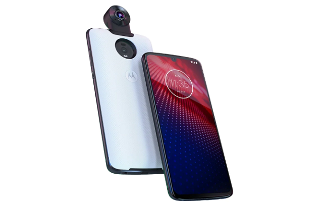 Moto Z4 Goes Official Wit 48MP Camera & Snapdragon 675