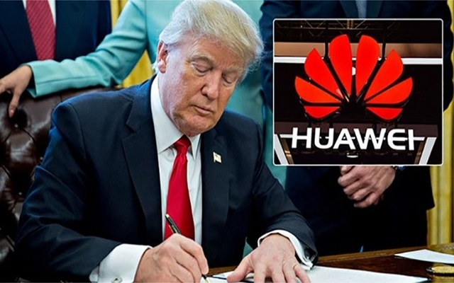 U.S. companies resume business with Huawei