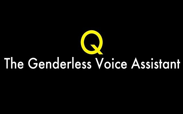 genderless AI voice