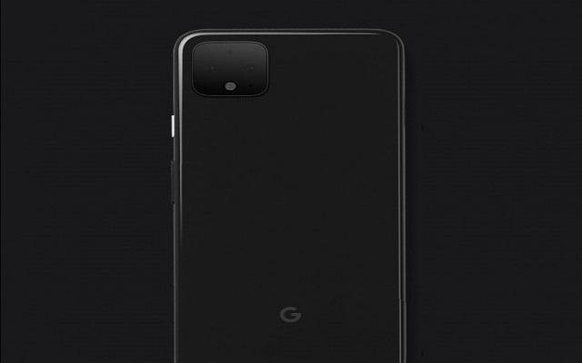Google Pixel 4 Live Image Surfaced Online