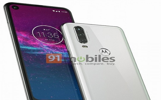 Motorola One Action Will Come With Triple Camera Set up & Punch Hole Design